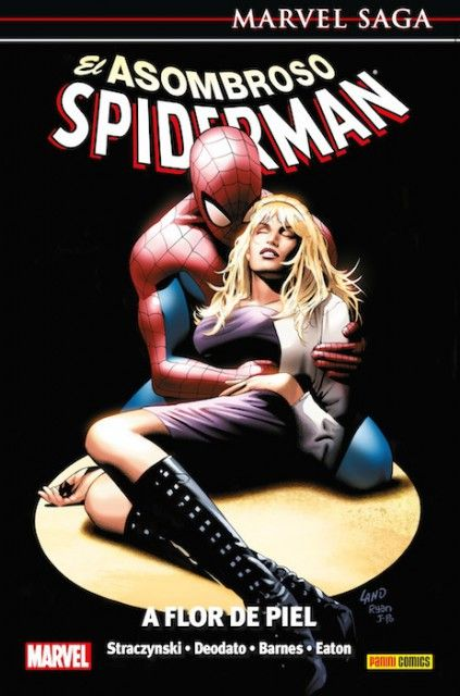 MARVEL SAGA. SPIDERMAN 07