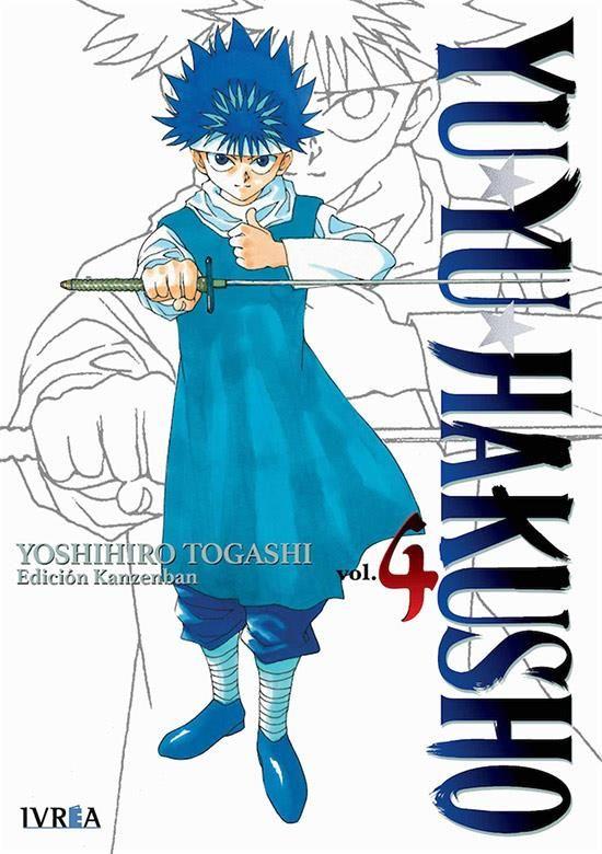 Yu Yu Hakusho Edición Kanzenban 04