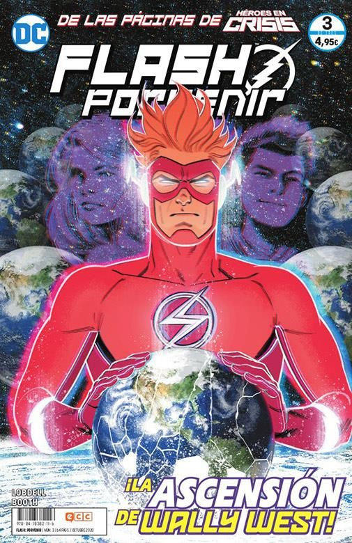 Flash: Porvenir 03 (de 3)