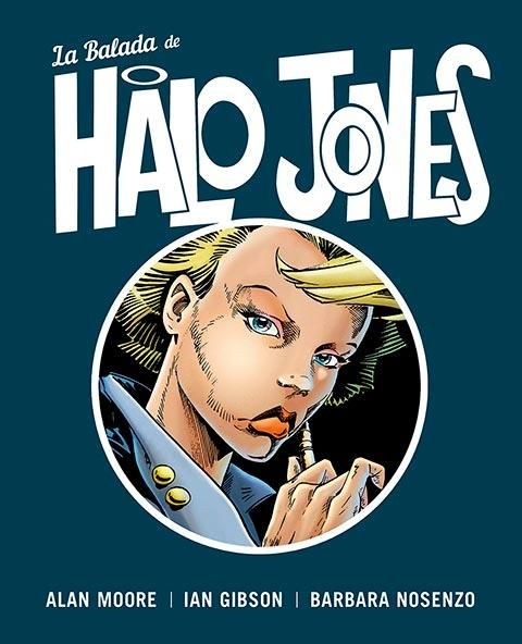 LA BALADA DE HALO JONES
