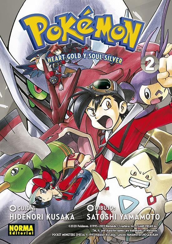 Pokémon 25. Heart Gold y Soul Silver 2