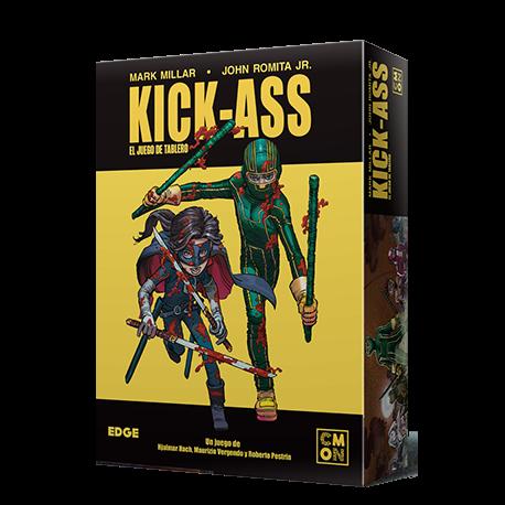 KICK-ASS (JUEGO DE TABLERO)