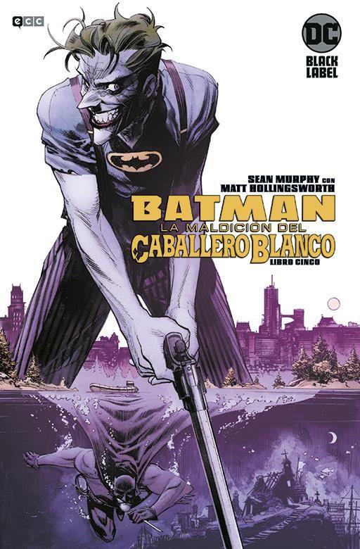 Batman: La maldición del Caballero Blanco 05 (de 8)
