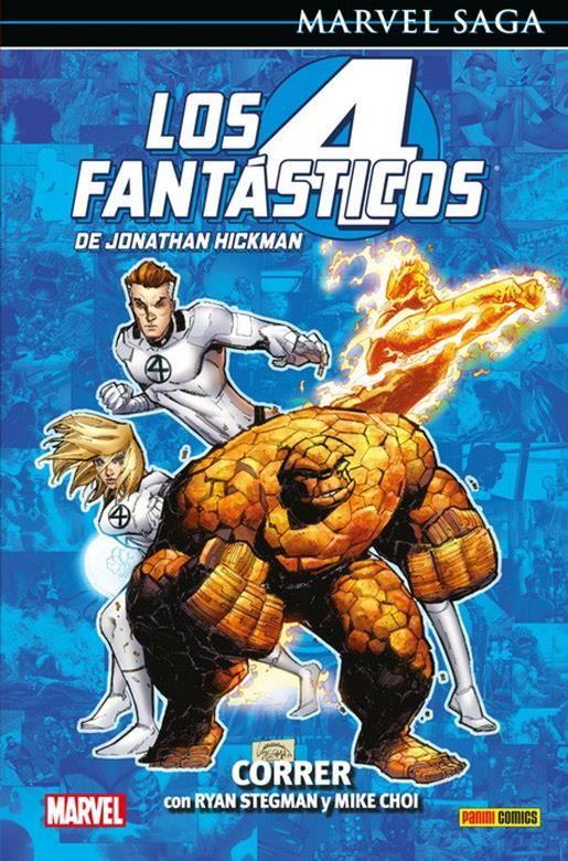 LOS 4 FANTÁSTICOS DE JONATHAN HICKMAN 09