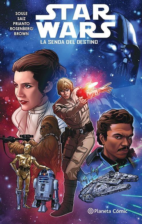 Star Wars 01. La senda del destino