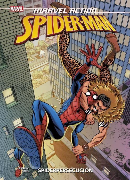 Marvel Action. Spiderman 02. Spidersecución