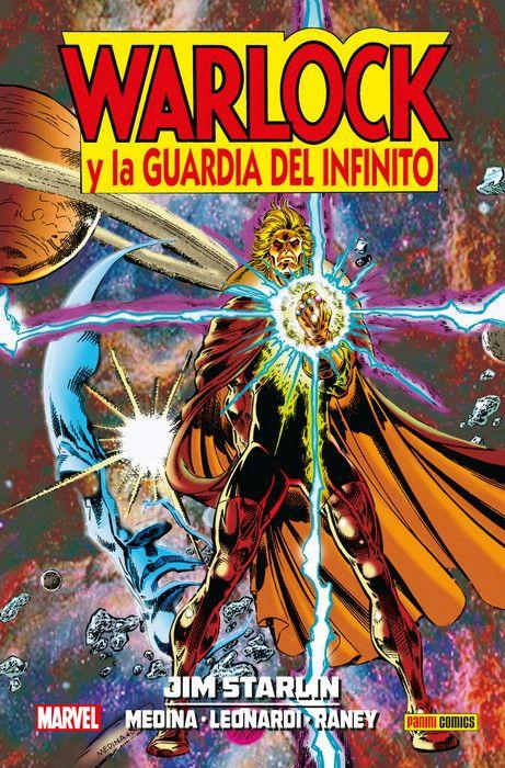 Colección Jim Starlin 08: Warlock y La Guardia del Infinito