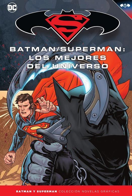 Novelas Gráficas Batman y Superman 78. Batman/Superman: Los mejores del universo
