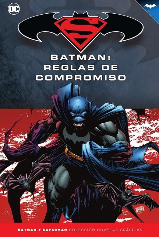 Batman y Superman - Colección Novelas Gráficas núm. 66
