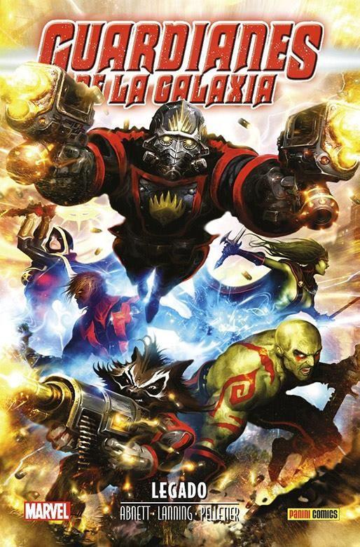 Marvel Saga. Aniquilación Saga 11. Guardianes de la Galaxia: Legado