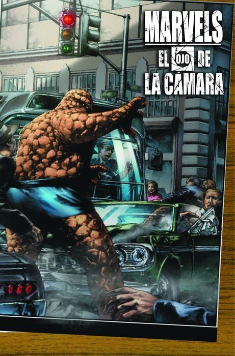 MARVELS: EL OJO DE LA CÁMARA