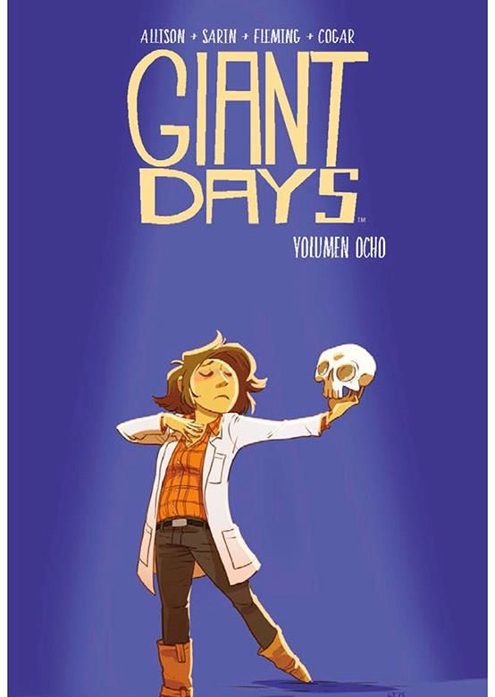 GIANT DAYS 08