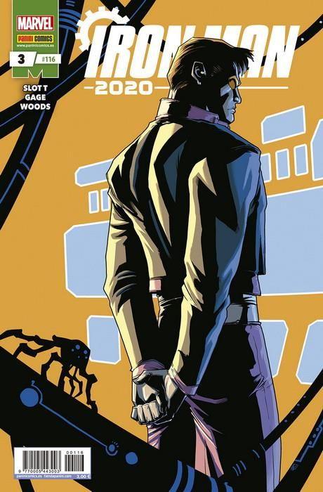 IRON MAN 2020 03