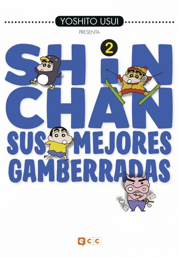 SHIN CHAN: Sus mejores gamberradas 02