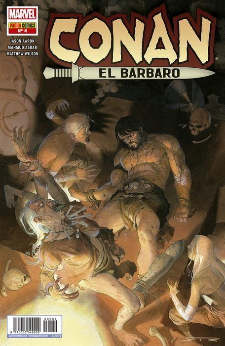 CONAN EL BÁRBARO 04
