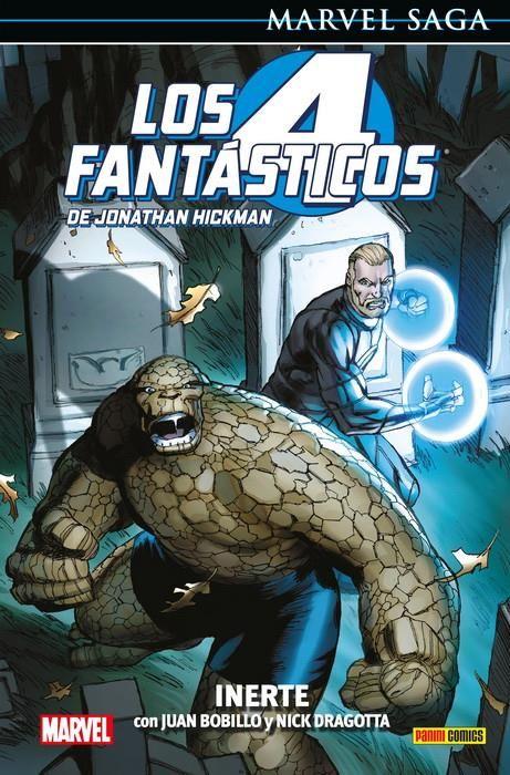 LOS 4 FANTÁSTICOS DE JONATHAN HICKMAN 08