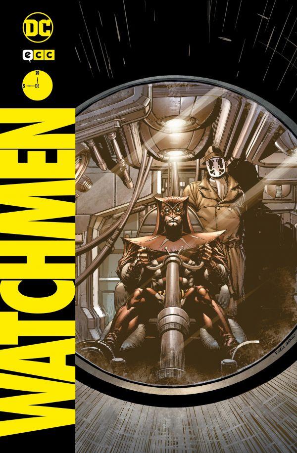 Coleccionable Watchmen  05 (de 20)